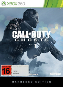Call of Duty Ghosts  Hardened Edition (X360)