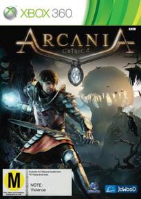 Arcania Gothic 4 (X360)