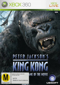 Peter Jackson's King Kong The Official Game of the Movie (X360)
