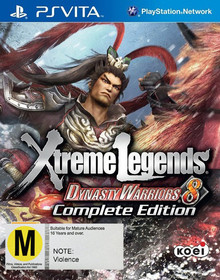 Dynasty Warriors 8 Xtreme Legends Complete Edition (PS Vita)