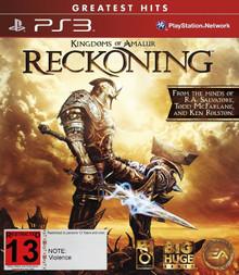 Kingdoms of Amalur Reckoning (PS3)