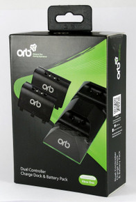 Dual Controller Charge Dock & Battery Pack (Xbox One)