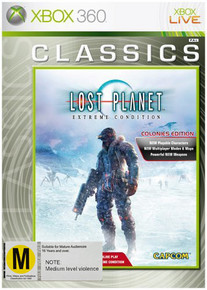 Lost Planet Extreme Condition Colonies Edition (X360)