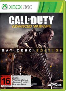 Call of Duty: Advanced Warfare Day Zero Edition (X360)