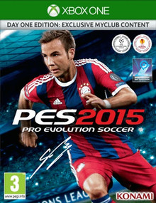 Pro Evolution Soccer 2015 Day One Edition (Xbox One)