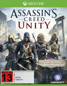 Assassin's Creed Unity Special Edition (Xbox One)