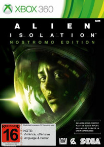 Alien Isolation Nostromo Edition (X360)