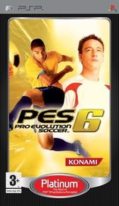 Pro Evolution Soccer 6 (PSP)