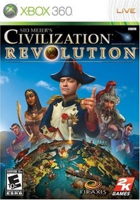 Sid Meier's Civilization: Revolution (X360)