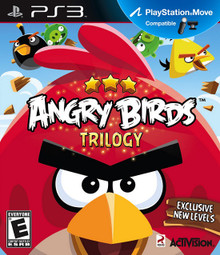Angry Birds Trilogy (PS3)