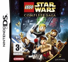 Lego Star Wars: The Complete Saga (NDS)