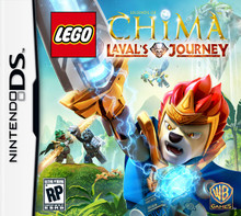 Lego Legends of Chima Laval's Journey (NDS)