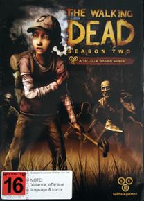 The Walking Dead Season Two (PC)
