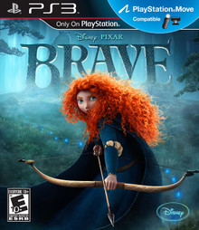 Brave - Disney Pixar (PS3)