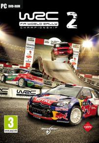 WRC FIA World Rally Championship 2 (PC)