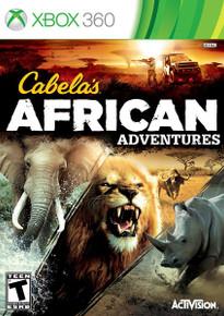 Cabela's African Adventures (X360)