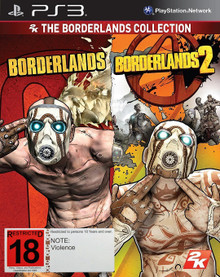 Borderlands Collection 1 & 2 (PS3)