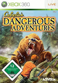 Cabela's Dangerous Adventures (X360)
