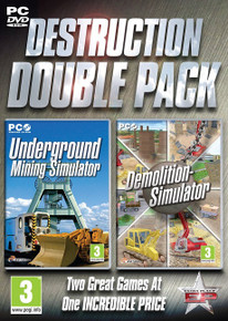 Destruction Double Pack - Mining & Demolition Simulator (PC)