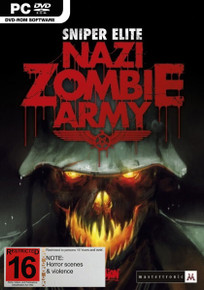 Sniper Elite Nazi Zombie Army (PC)