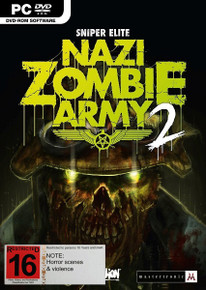 Sniper Elite Nazi Zombie Army 2 (PC)