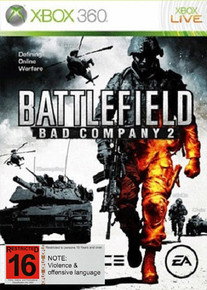 Battlefield: Bad Company 2 (X360)