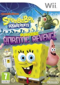 SpongeBob SquarePants: Planktons Robotic Revenge (Wii)