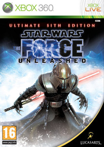 Star Wars The Force Unleashed: Ultimate Sith Edition (X360)