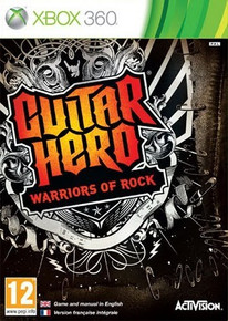 Guitar Hero: Warriors of Rock (X360)