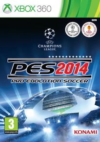 Pro Evolution Soccer 2014 (X360)