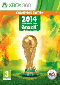 2014 FIFA World Cup Brazil Champions Edition (X360)