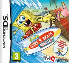Spongebob Surf & Skate Roadtrip (NDS)