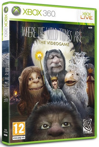 Where The Wild Things Are The Videogame (X360)