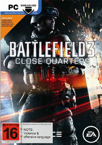 Battlefield 3 Close Quarters Expansion (PC)