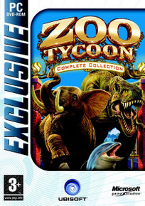 Zoo Tycoon Complete Collection (PC)