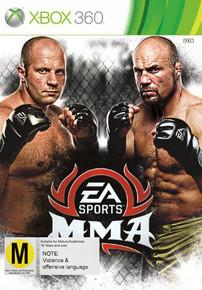 EA Sports MMA (X360)