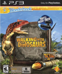 Wonderbook Walking With Dinosaurs (PS3)