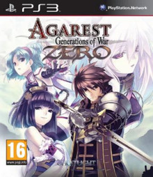 Agarest Generations Of War Zero (PS3)