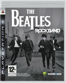 Rockband: The Beatles (PS3)