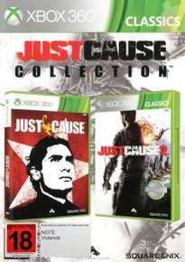 Just Cause 1 & 2 Double Pack (X360)