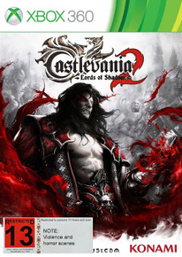 Castlevania Lords of Shadow 2 (X360)
