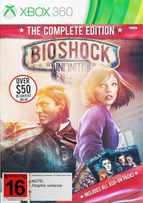 BioShock Infinite The Complete Edition (X360)