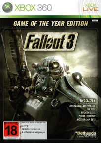 Fallout 3 Game of The Year Edition (X360)
