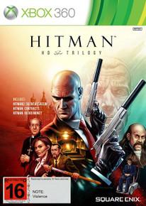 Hitman HD Trilogy (X360)