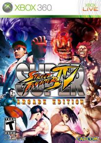 Super Street Fighter IV Arcade Edition (X360)