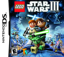 Lego Star Wars III: The Clone Wars (NDS)