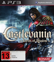Castlevania Lords of Shadow (PS3)