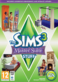 The Sims 3: Master Suite Stuff (PC)