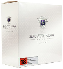 Saints Row The Third: Platinum Pack (PS3)