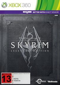 Elder Scrolls V Skyrim Legendary Edition (X360)